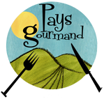 logo pays gourmand small